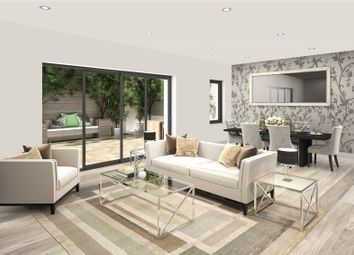 Thumbnail 3 bed flat for sale in Viridium, Finchley Road, London