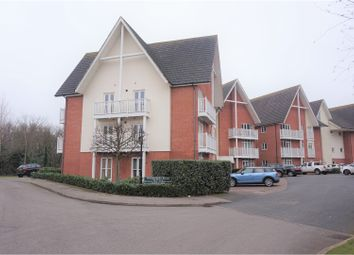 Thumbnail 2 bed flat for sale in 62 Woodshires Road, Solihull