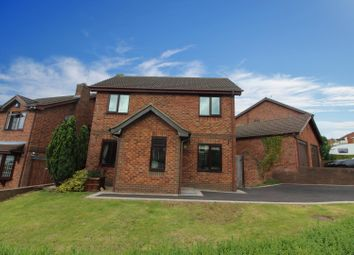 Thumbnail 3 bed detached house for sale in Coleridge Drive, Cheadle, Stoke-On-Trent