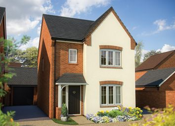 "Thumbnail 3 bed detached house for sale in ""The Cypress"" at Stafford Road, Eccleshall, Stafford"