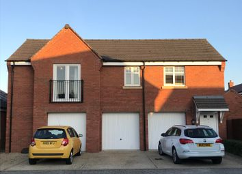 Thumbnail 2 bed town house for sale in Marigold Road, Stratford-Upon-Avon