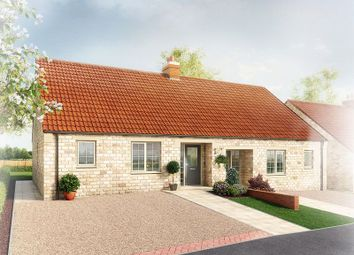Thumbnail 2 bed semi-detached bungalow for sale in Ashwood Close, Helmsley, York