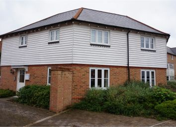 Thumbnail 2 bed flat for sale in Sandow Place, West Malling