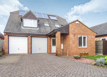 Thumbnail 4 bed detached house for sale in Bell Foundry Close, Gamlingay, Sandy