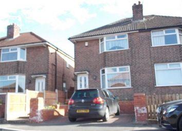 Thumbnail 2 bed semi-detached house to rent in Hemlock Avenue, Stapleford, Nottingham