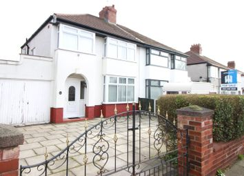 3 bed semi-detached house for sale in Blue Bell Lane, Liverpool, Merseyside L36