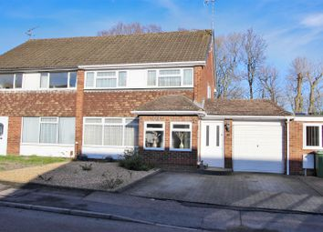 Thumbnail 3 bed semi-detached house for sale in Green Dell Way, Leverstock Green, Hemel Hempstead, Hertfordshire