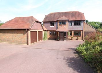 4 bed detached house for sale in Heath Road, East Farleigh, Kent ME15