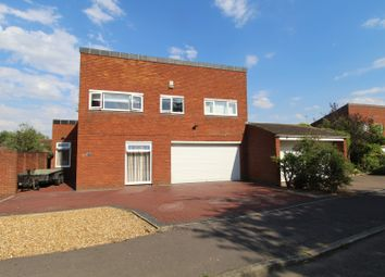 Thumbnail 4 bed detached house for sale in Passmore, Milton Keynes
