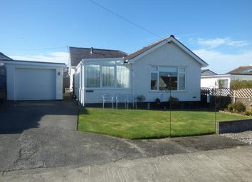 Thumbnail 2 bed bungalow for sale in Bryn Awel, Benllech, Anglesey, North Wales