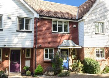Thumbnail 2 bed terraced house for sale in Finch Close, Faversham, Kent