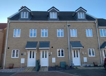 Thumbnail 3 bed terraced house for sale in Wittel Close, Whittlesey