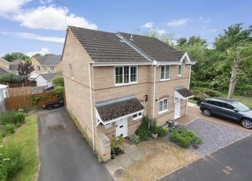 Thumbnail 2 bed semi-detached house for sale in Heather Way, Yeovil