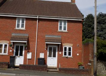 Thumbnail 2 bed property to rent in Helliers Road, Chard