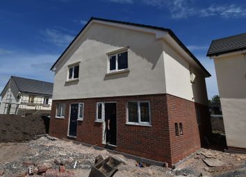 Thumbnail 2 bed semi-detached house for sale in The Ridings, Woodside Avenue, Telford