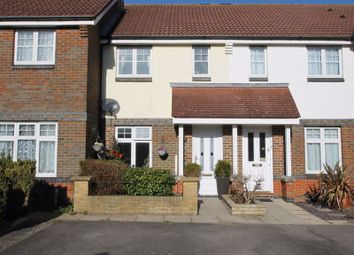 Thumbnail 2 bed terraced house for sale in Waddington Drive, Hawkinge, Folkestone