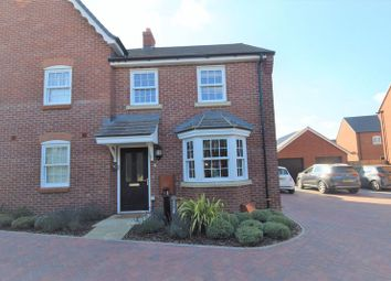 Thumbnail 3 bed semi-detached house to rent in Noah Walk, Kempston, Bedford