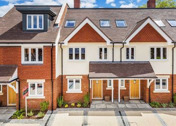 Thumbnail 4 bed town house for sale in St Christophers Road, Haslemere, Surrey