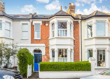 Thumbnail 5 bed terraced house for sale in Hebron Road, Brackenbury, London