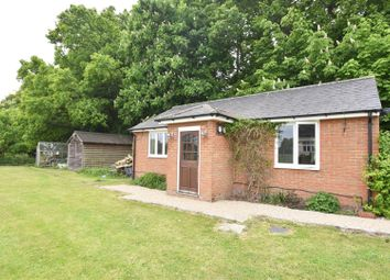Thumbnail 1 bed detached bungalow to rent in Church Road, Horne, Horley