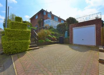 Thumbnail 3 bedroom semi-detached house for sale in Elm Close, Kidsgrove, Stoke-On-Trent