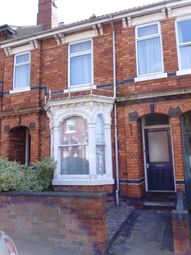 Thumbnail 4 bedroom terraced house to rent in North Parade, Lincoln