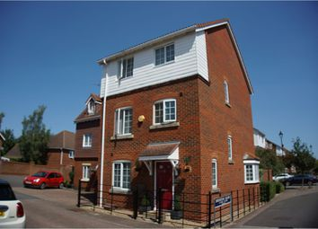 Thumbnail 4 bed semi-detached house for sale in Emerald Crescent, Sittingbourne