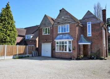 Thumbnail 4 bed detached house for sale in Glenfield Frith Drive, Glenfield