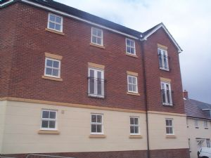 Thumbnail 2 bed flat to rent in Hardwick Hall Way, Daventry