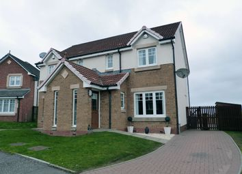 Thumbnail 3 bed semi-detached house for sale in Glamis Crescent, West Craigs Blantyre