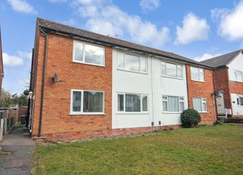 Thumbnail 2 bed flat for sale in Sansome Road, Shirley, Solihull