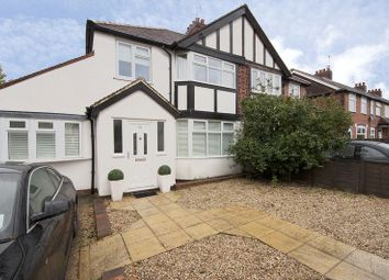 Thumbnail 4 bed semi-detached house to rent in Carlton Road, Walton-On-Thames