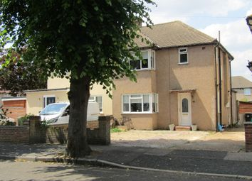 Thumbnail 3 bed property for sale in Rosebank Avenue, Hornchurch