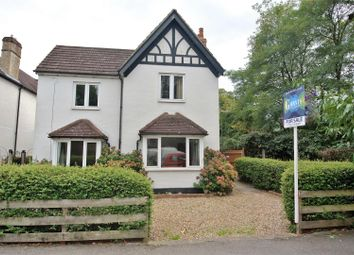 Thumbnail 4 bedroom detached house for sale in Church Road, Addlestone