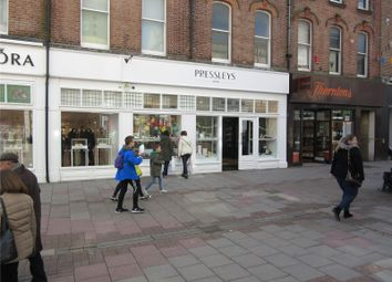 Thumbnail Retail premises to let in Montague Street, Worthing, West Sussex