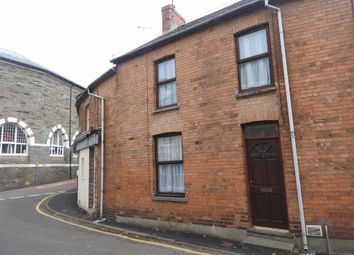 Thumbnail 2 bed terraced house for sale in Queens Terrace, Cardigan