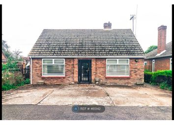 Thumbnail 3 bed bungalow to rent in The Chase, Wisbech