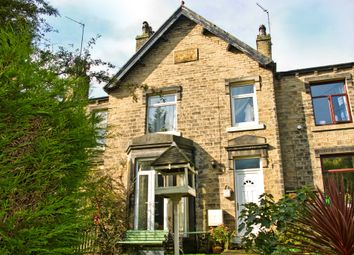 Thumbnail 3 bed terraced house for sale in Brook Terrace, Slaithwaite, Huddersfield