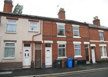 Thumbnail 2 bedroom terraced house to rent in Warren Street, Alvaston, Derby