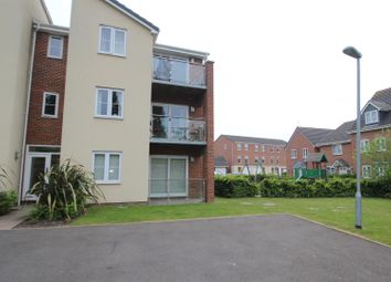 Thumbnail 1 bed flat for sale in Saw Mill Way, Burton-On-Trent