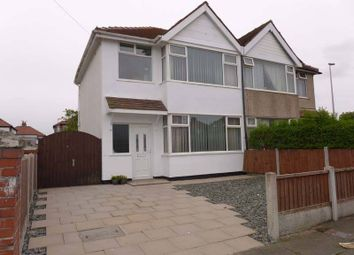 Thumbnail 3 bed semi-detached house for sale in Magdalen Road, Thornton-Cleveleys