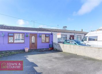 2 bed terraced bungalow for sale in North Street, Sandycroft, Deeside, Flintshire CH5