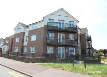 Thumbnail 2 bed flat for sale in Woodcock Court, Croxdale Road, Borehamwood, Hertfordshire