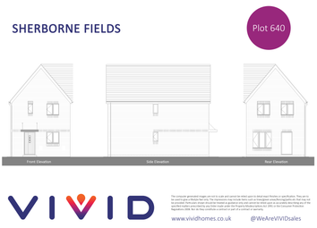 Thumbnail 2 bed terraced house for sale in Sherborne Fields, Basingstoke