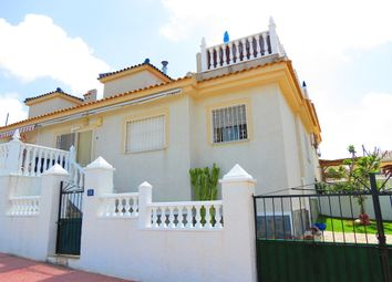 Thumbnail 2 bed town house for sale in Calle Zafiro, Rojales, Alicante, Valencia, Spain