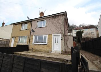 Thumbnail 2 bed semi-detached house for sale in Hillside Road, Shipley
