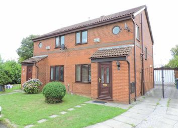 Thumbnail 3 bedroom semi-detached house for sale in Sarnesfield Close, Manchester