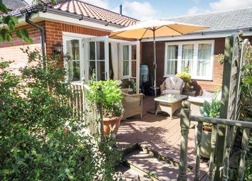 Chantry Court, Westbury BA13. 2 bed semi-detached bungalow for sale