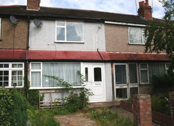 Thumbnail 2 bed terraced house to rent in Woodstock Gardens, Hayes