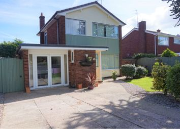 Thumbnail 3 bed detached house for sale in Sea Road, Abergele
